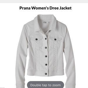Prana Dree Denim Jacket
